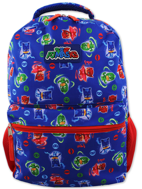 Disney PJ Masks Boy's 16 inch School Backpack