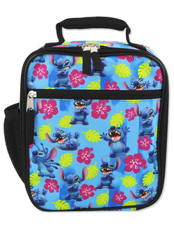 Disney Lilo & Stitch Girls Boys Soft Insulated School Lunch Box