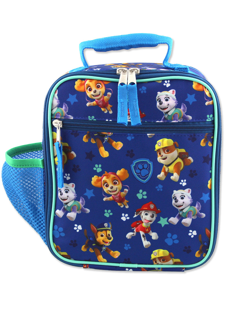 Paw Patrol Boy's Soft Insulated School Lunch Box