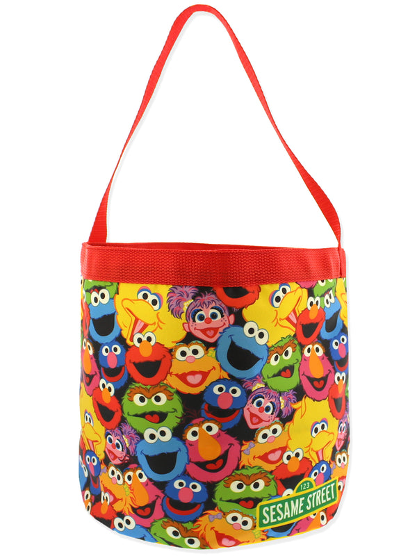 S20SS45579-sesame-street-gang-elmo-cookie-monster-boys-girls-bucket-bag-toy-storage-halloween-easte