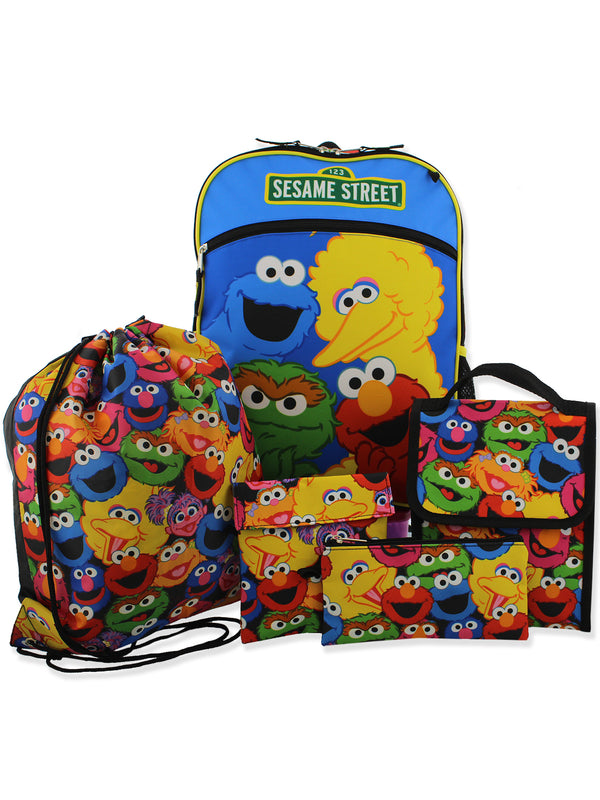 B20SS46063-Sesame-Street-Toddler-Girls-boys-5-Piece-Backpack-Set-Cinch-Sack-Lunch-bag__1.jpg