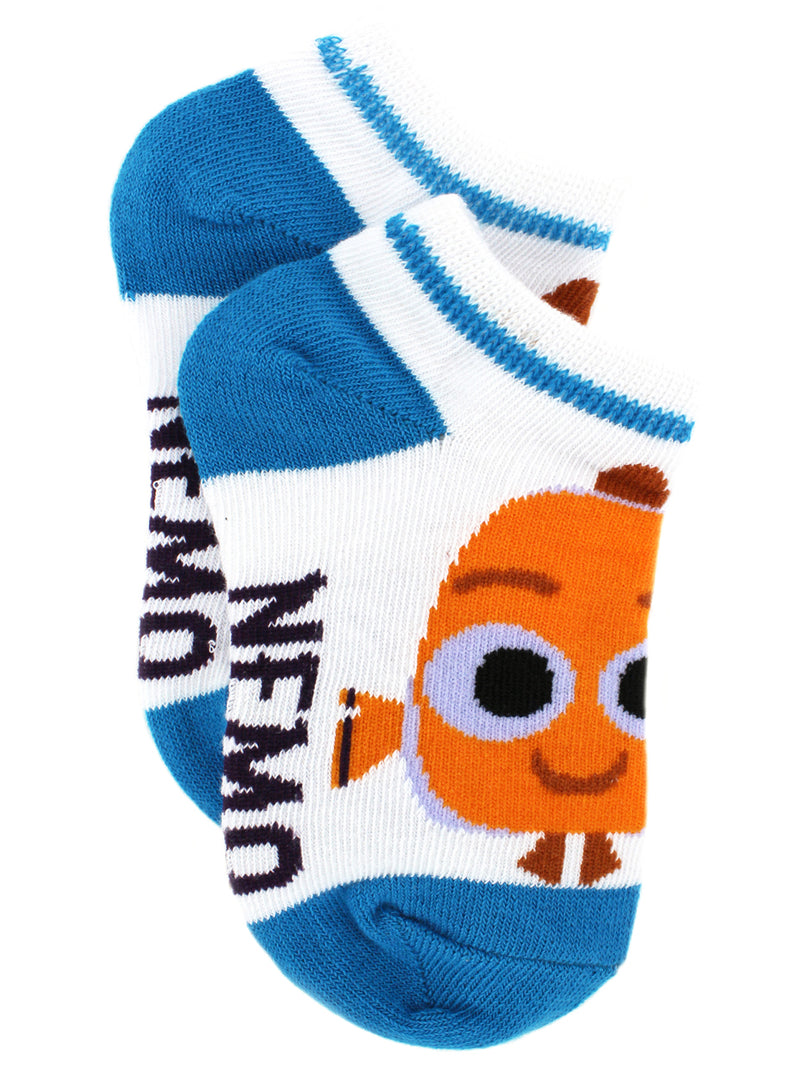 Finding Dory Nemo Boys 5 pack Socks Set