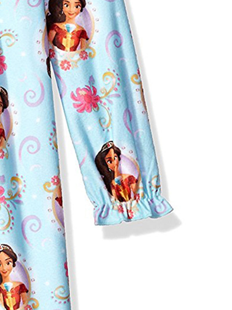 Elena of Avalor Girls Flannel Granny Gown Nightgown Pajamas