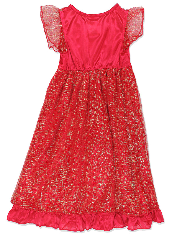 Elena of Avalor Girls Fantasy Gown Nightgown Pajamas