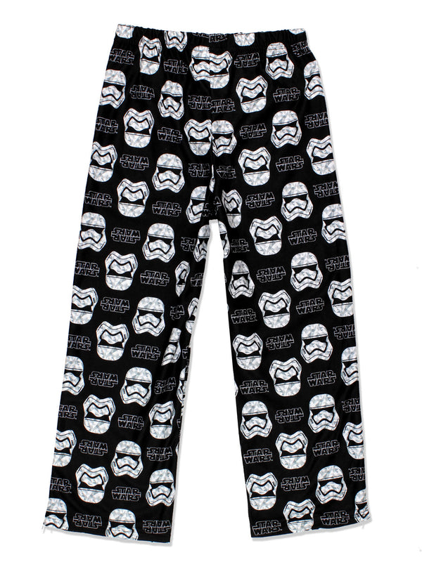 Star Wars Boys Flannel Pajama Lounge Pants