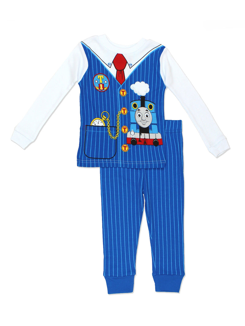 Thomas & Friends Toddler Boys 4 piece Cotton Pajamas Set