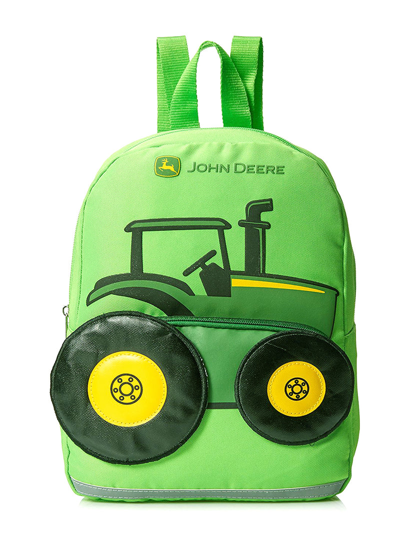 John Deere Tractor 13 inch Mini Backpack
