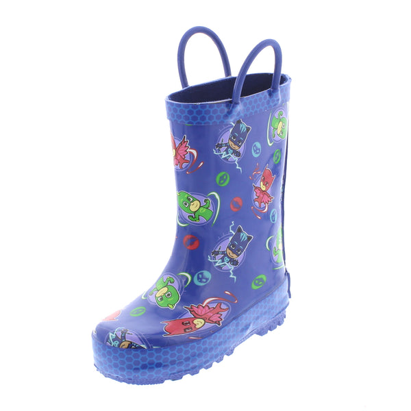 PJ Masks Boys and Girls Rain Boots (Toddler/Little Kid)