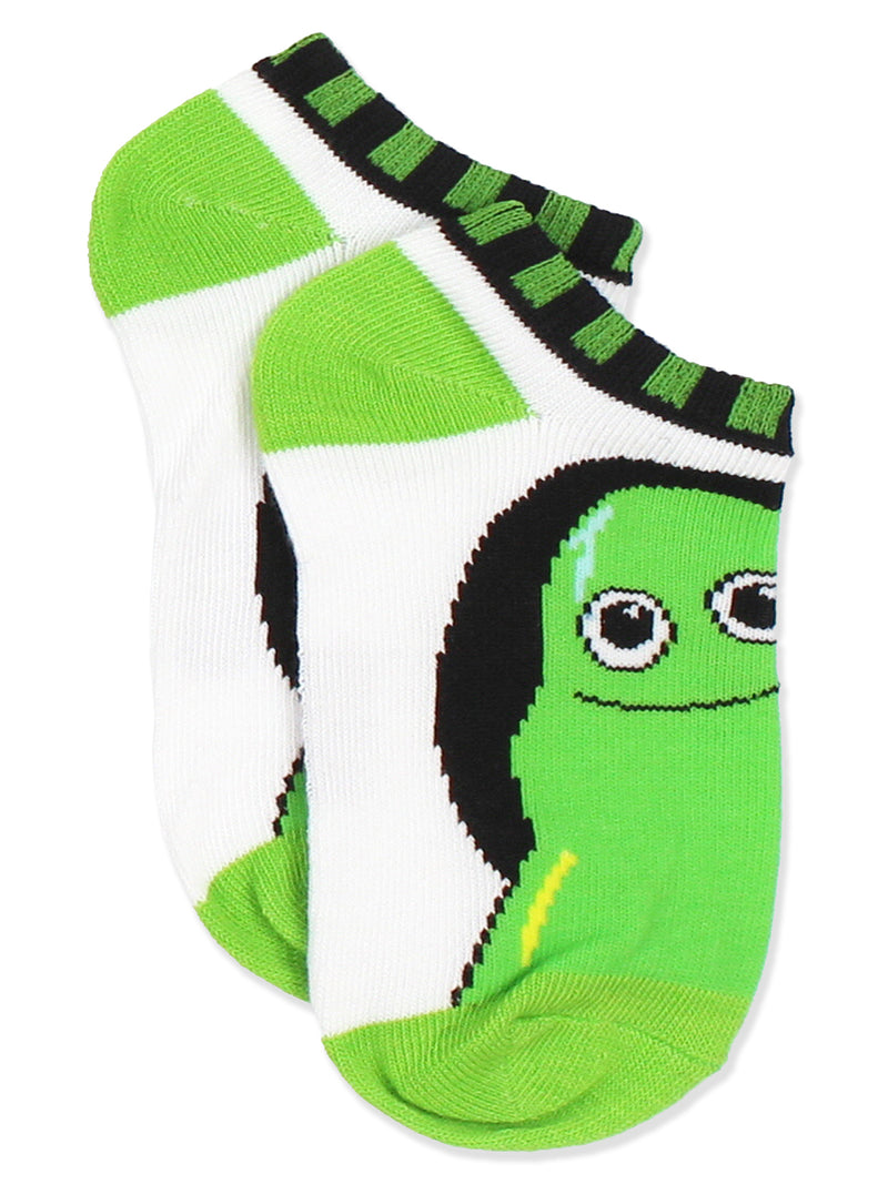Miles from Tomorrowland Boys 6 pack Ankle Socks Set