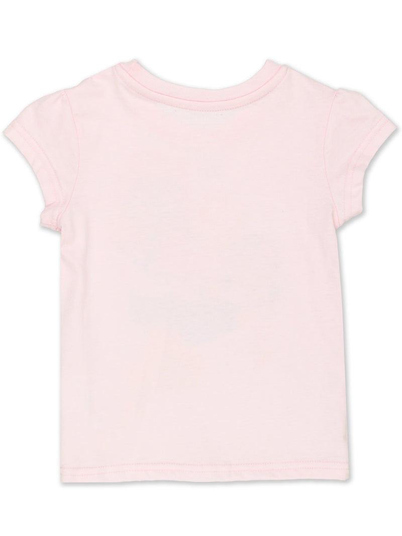 Bubble Guppies Toddler Girl Pink Shirt Top Featuring Molly New 4T