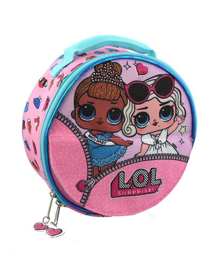 L.O.L Surprise! Girls Insulated School Lunch Box