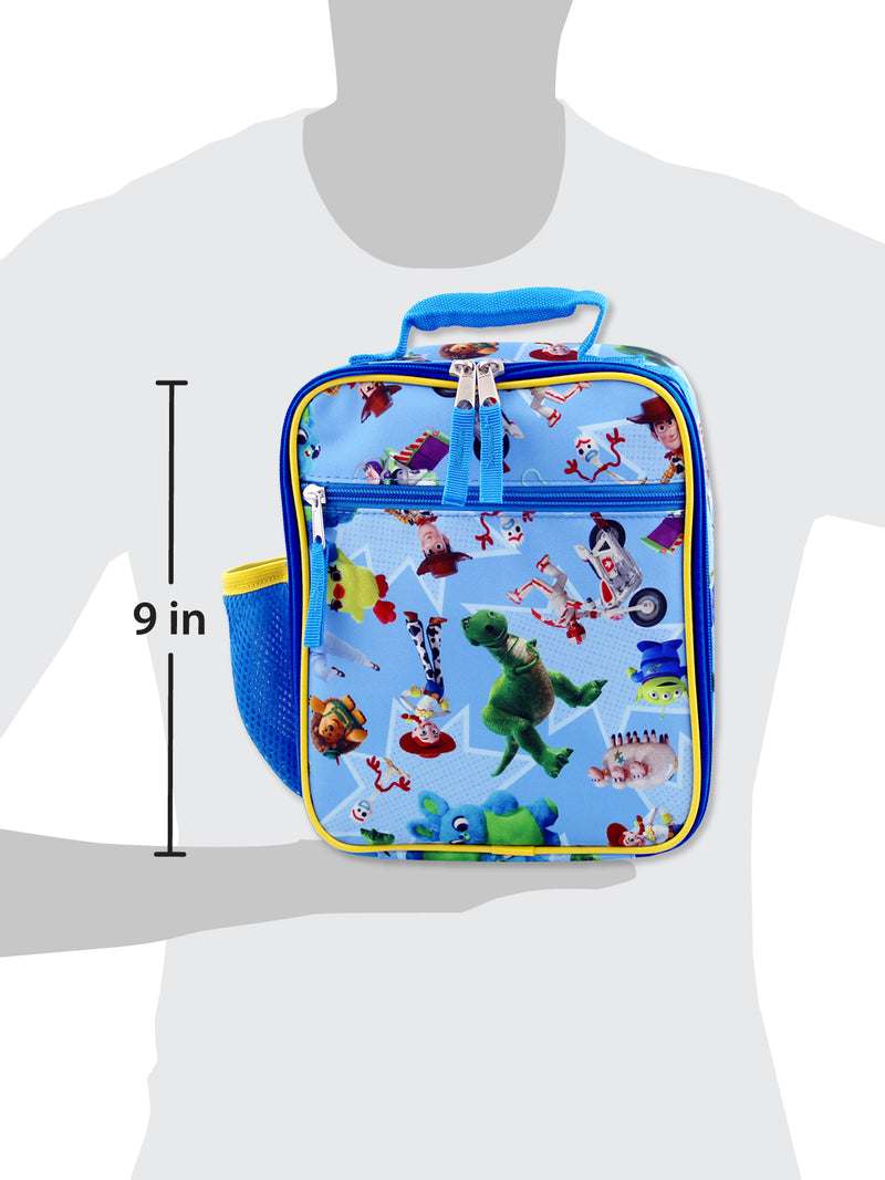 Toy Story 4 Boy's Girl's Soft Insulated School Lunch Box