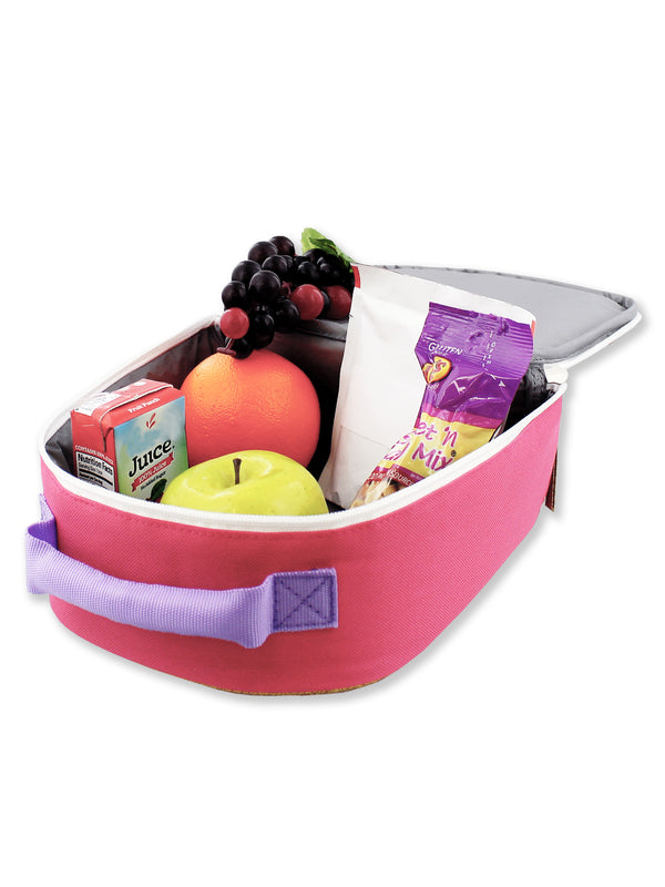 Unicorn Girls Soft Insulated School Lunch Box