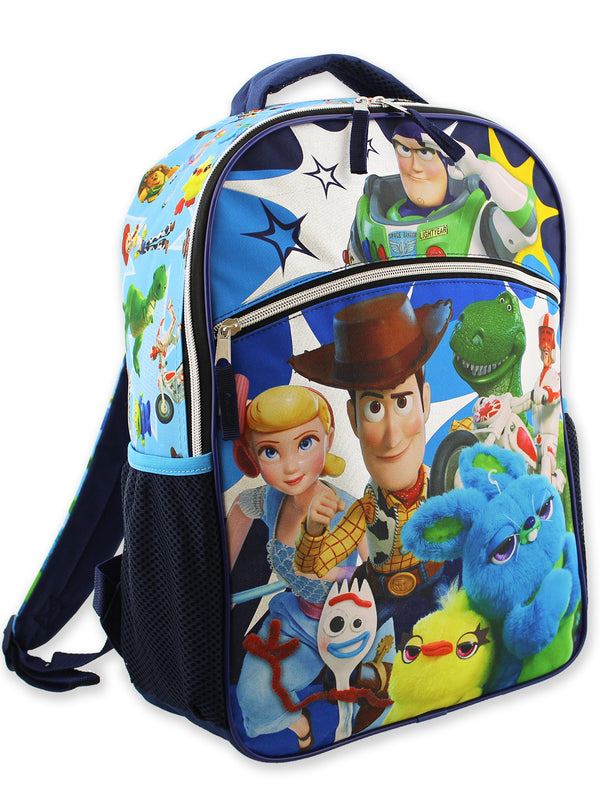 Disney Toy Story 4 Boy's Girl's 16 Inch School Backpack