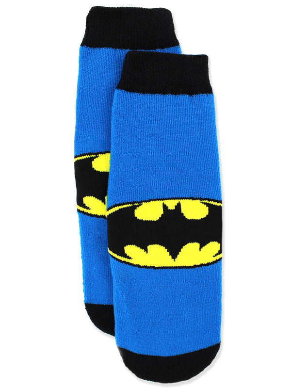 Batman Boys Toddler Slipper Socks