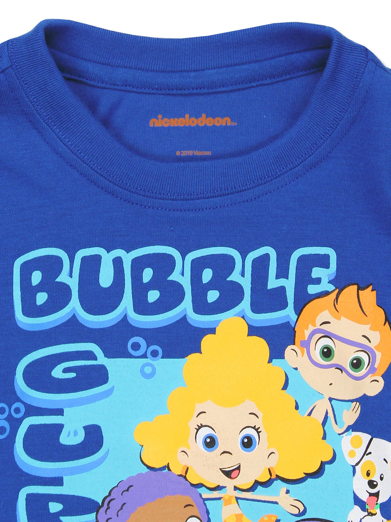 Bubble Guppies Toddler Boys Short Sleeve T-Shirt