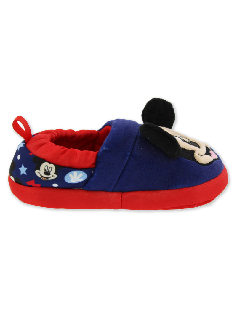 Mickey Mouse Toddler Boy's Plush A-Line