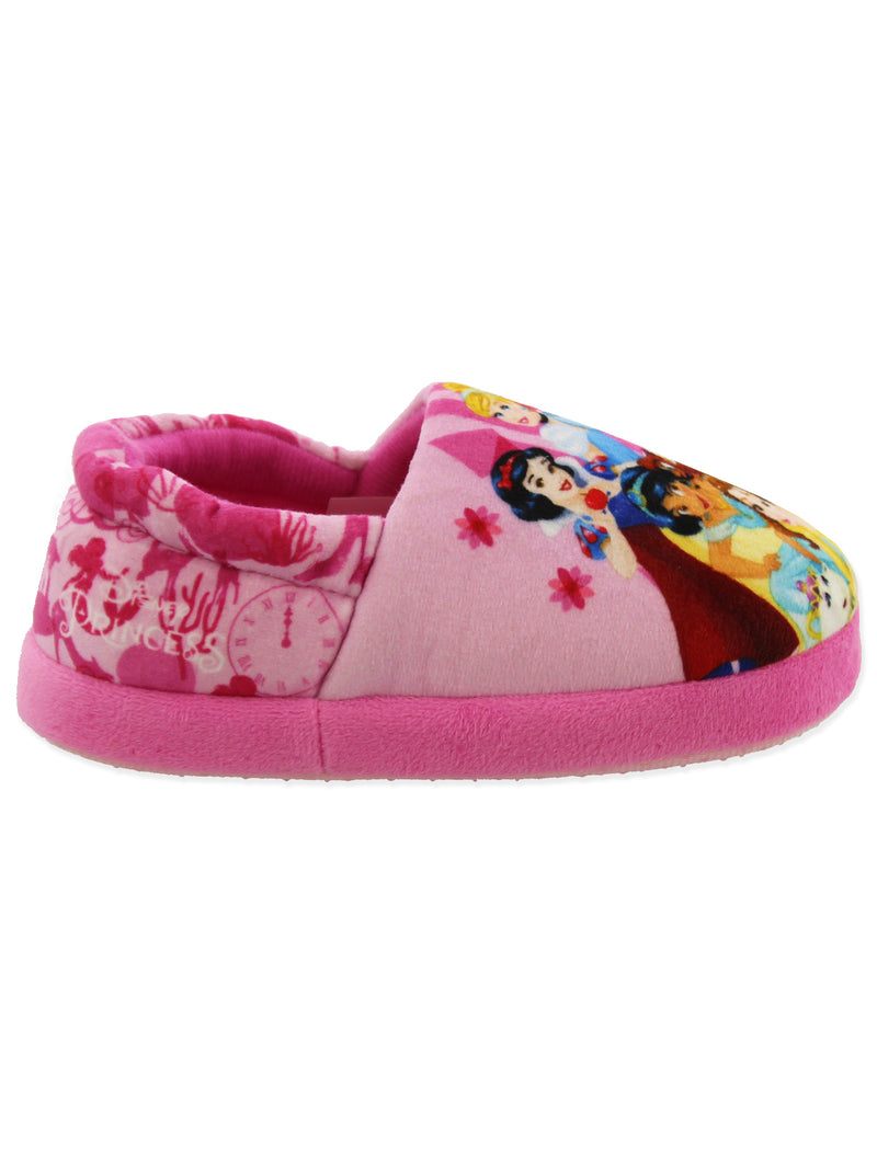 Disney Princess Girls Toddlers Aline Slipper