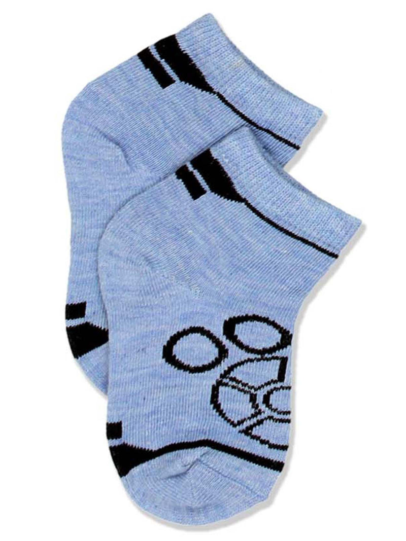 Puppy Dog Pals Toddler Boy's 6 pack Quarter Socks Set