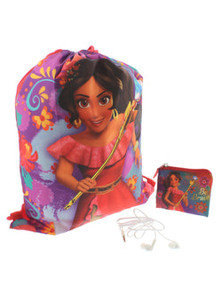 Disney Boys Girls Backpack Headphones and Coin Purse/Wallet Boxed Gift Set