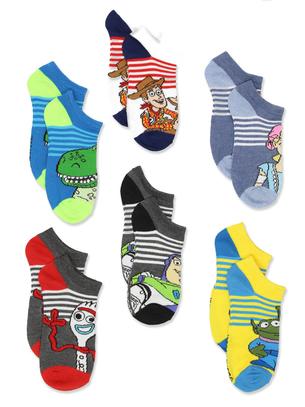 Disney Toy Story 4 Toddler Boy's Girl's Multi pack Sock Set