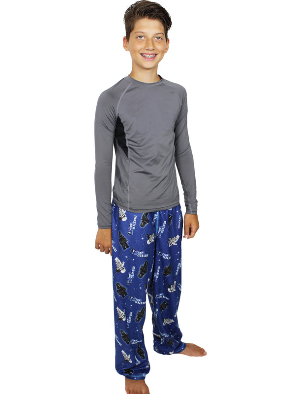 Lego Star Wars Boy's Flannel Lounge Pajama Pants