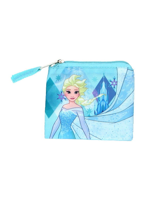 Frozen Girls Backpack Headphones and Coin Purse Gift Set