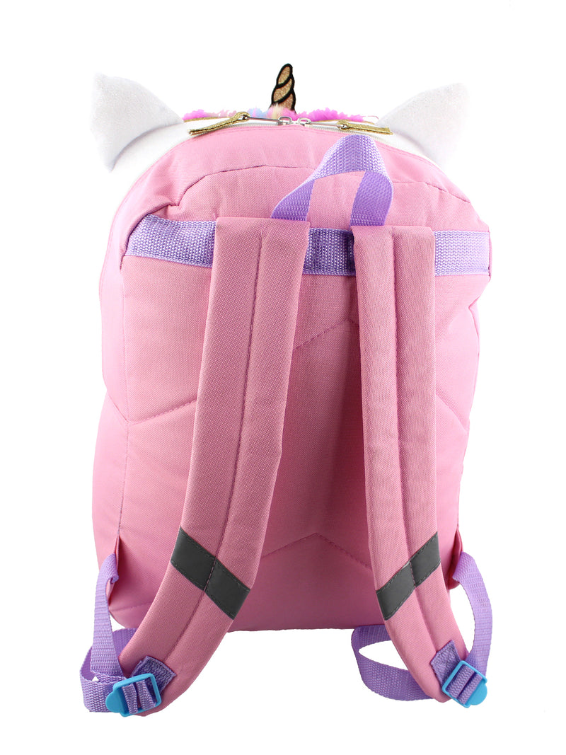 Unicorn Girls 16 inch Fantasy School Backpack