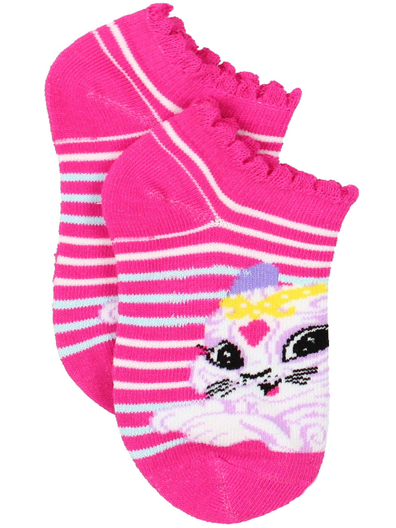 Shimmer and Shine Girls 6 pack Socks (Toddler)
