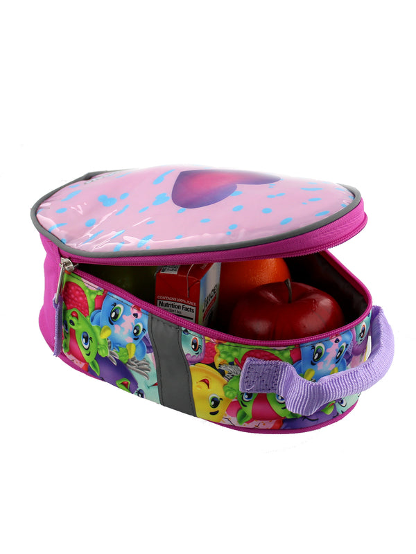 Hatchimals Girls Soft Lunch Box