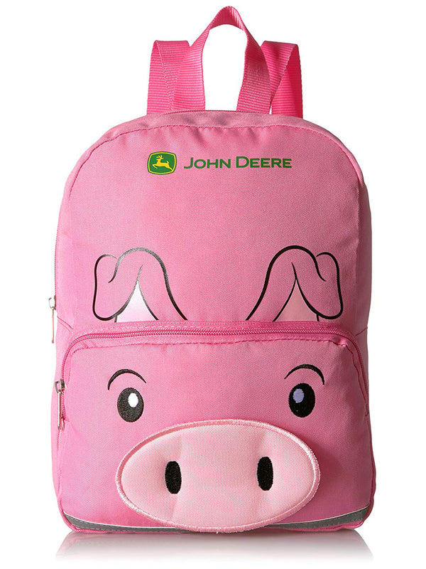 John Deere Toddler Girls 13 inch Mini Backpack