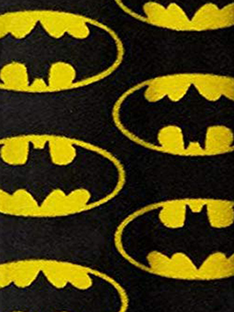 Batman Classic Boys Fleece Pajama Lounge Pants