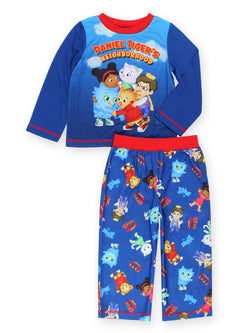 Daniel Tiger's Neighborhood Toddler Boys Long Sleeve Pajamas Set