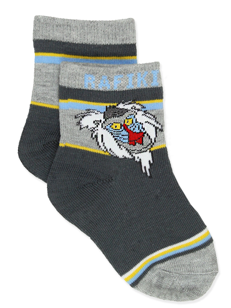 The Lion King Toddler Boys Girls 5 Pack Crew Socks Set