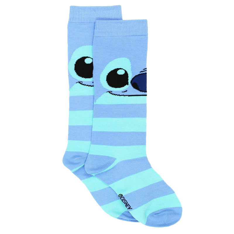 Lilo & Stitch 2 pack Knee High Socks (Big Kid/Teen/Adult)