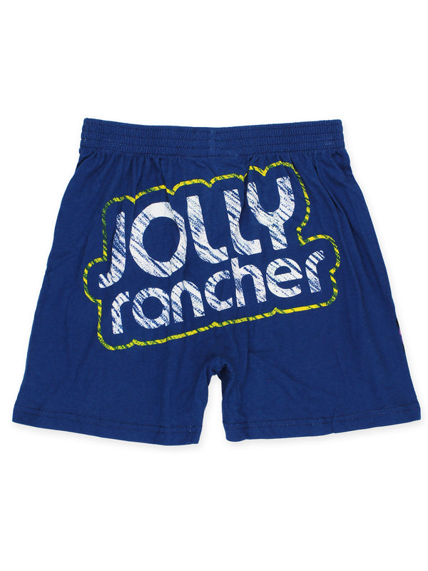 Hershey's Jolly Rancher Candy Mens Boxer Lounge Shorts