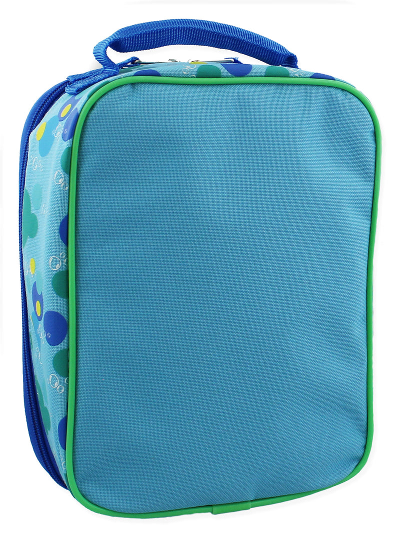 Bubble Guppies Toddler Boys Girls 14 Inch Backpack and Lunch Box School Set