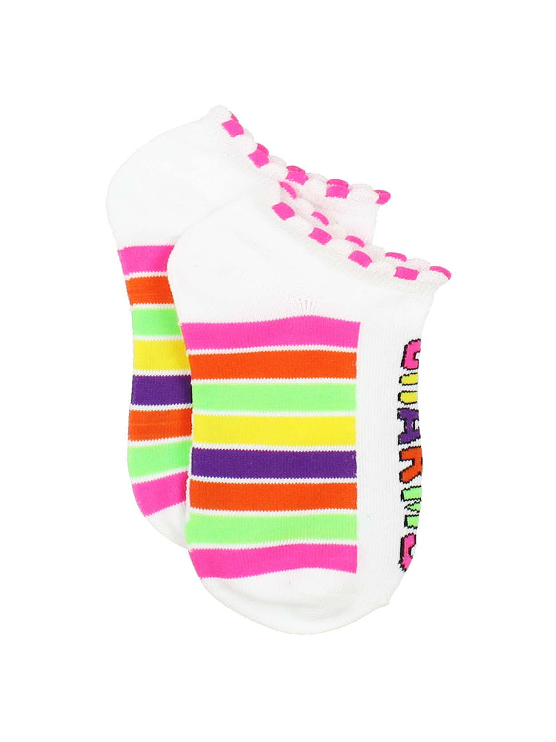 Topps Charms Candy Tootsie Roll Women's 6 pack Socks Set