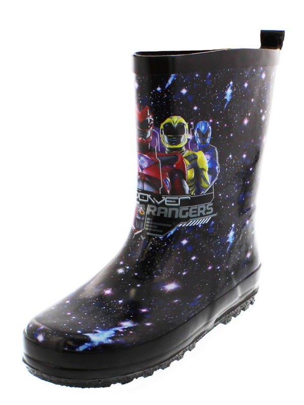 Power Rangers Boys Rain Boots (Little Kid/Big Kid)