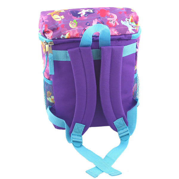 My Little Pony Girls 14 inch Insulated Cooler Backpack Bag