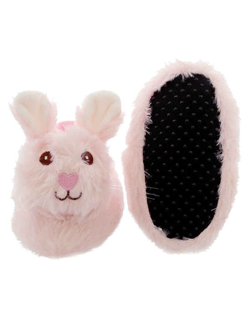 Yankee Toy Box Plush Animal Toddler Boys Girls Sock Top Slippers