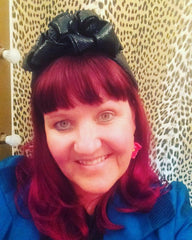 The lovely Jo from Once More With Feeling Vintage. One of our lovely Jubly-Umph stockists