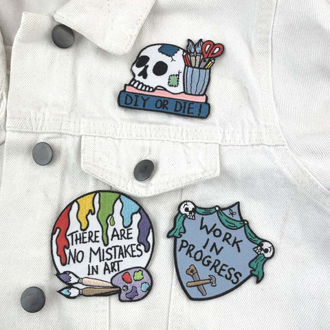 new patches for your jacket