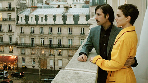 Hotel chevallier by Wes Anderson
