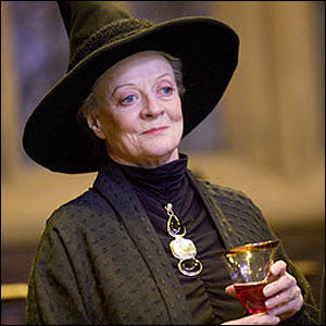 Professor Mcgonagall is named after the worst poet in the world
