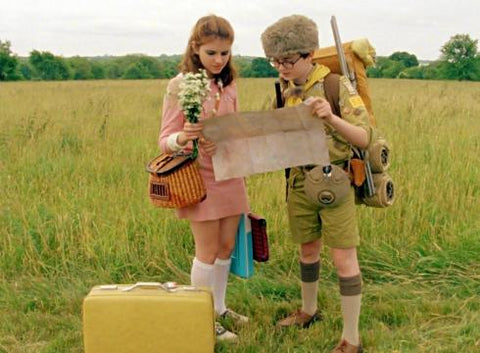 Moonrise Kingdom by Wes Anderson. I love you but you dont know what youre talking about