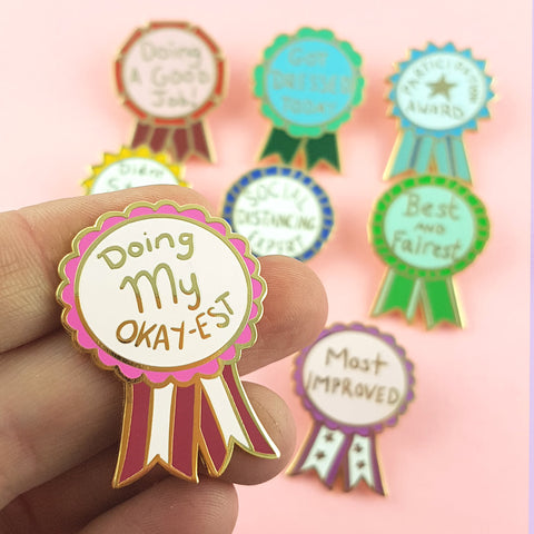 Doing my okay-est is the perfect gift for anyone going through tough times