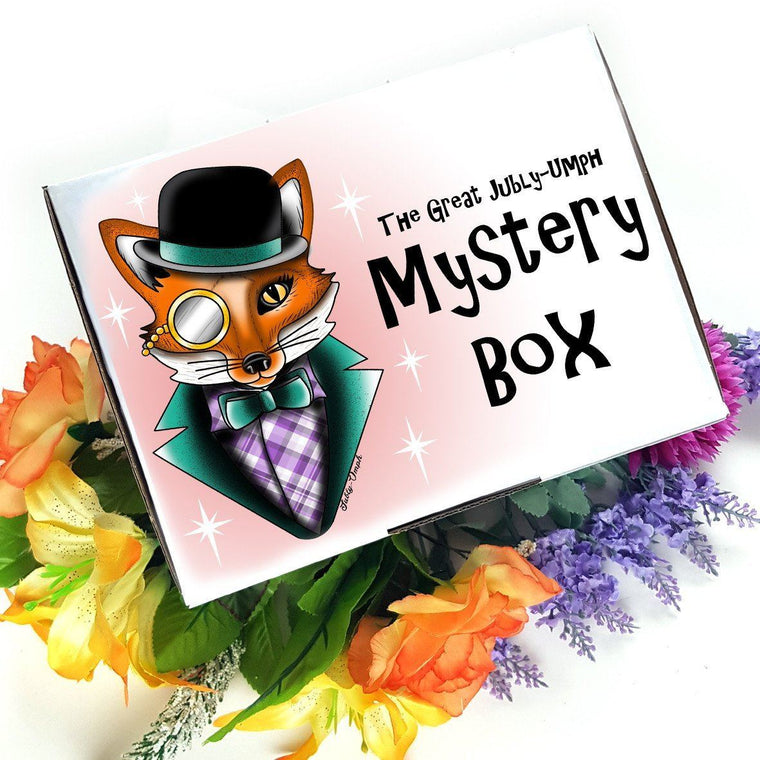 Pre-Sale - The Jubly-Umph Mystery Box - Jubly-Umph -  Mystery, - 1