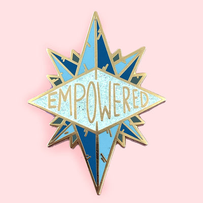 Empowered Lapel Pin