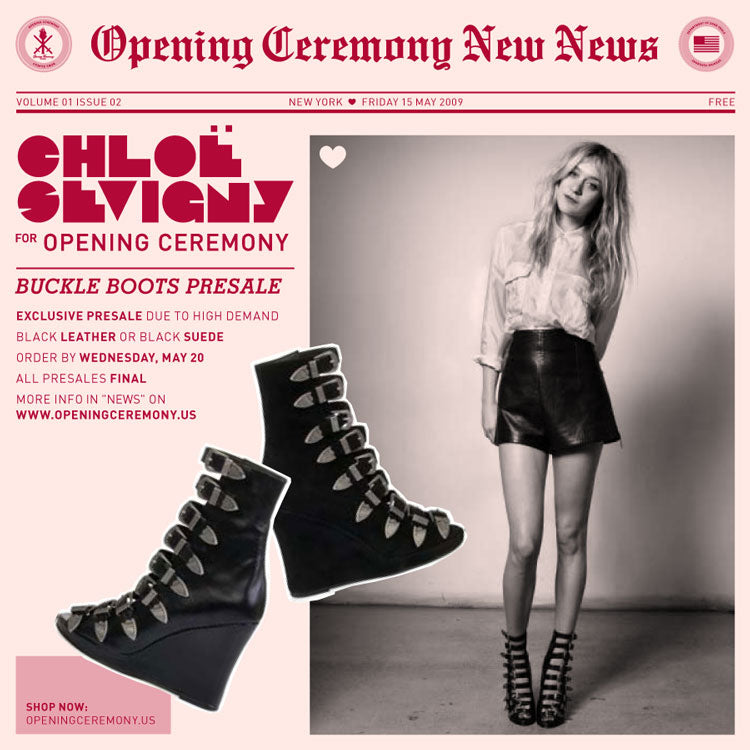 Opening Ceremony SS2013 women collection
